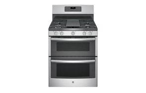 GE Double Oven Gas Range