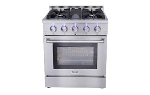 Thor Kitchen HRG3080U Stoves Gas Range