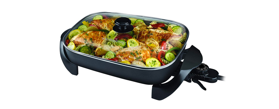 Black & Decker Family Sized Electric Skillet