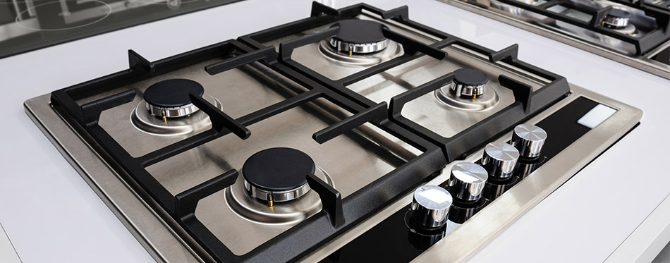 Brand new gas stove