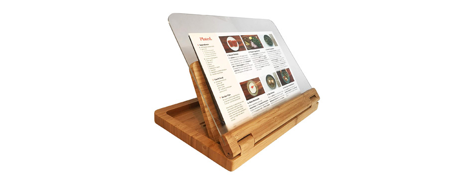 Hala Flip Cookbook Holder