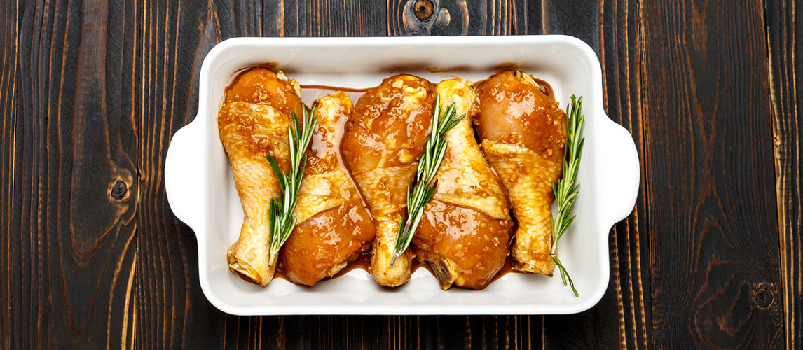 How to Marinate Chicken