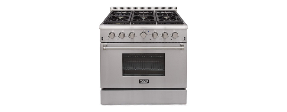 Kucht Professional Natural Gas Range