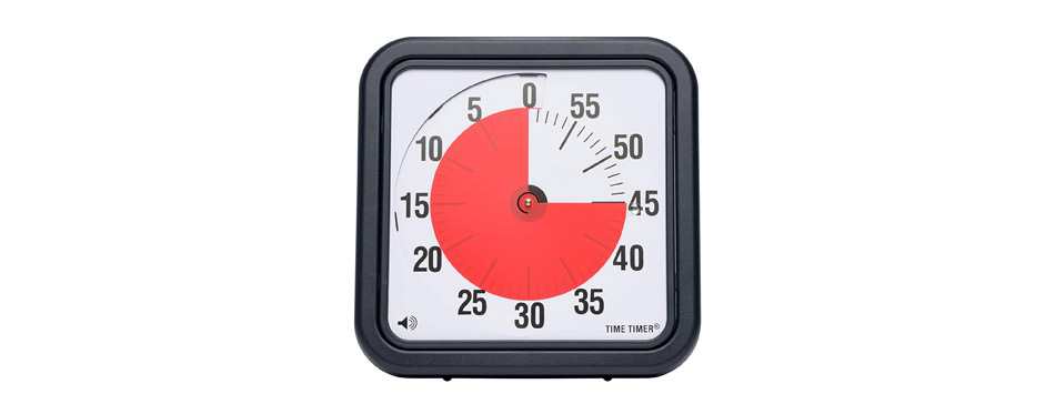 Time Timer Original 60 Minute Visual Timer