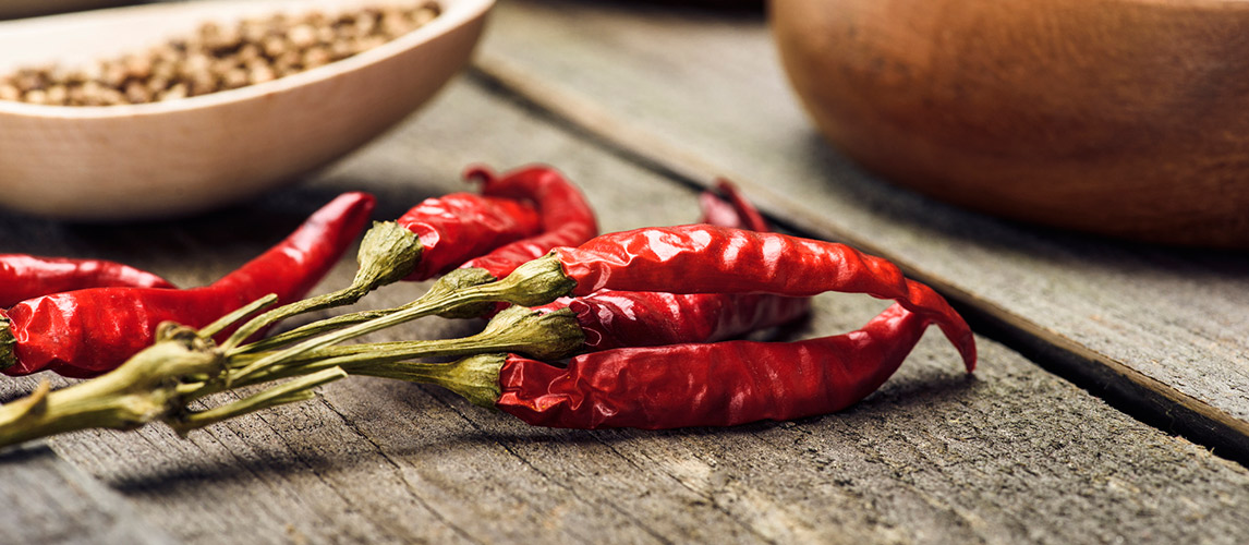 Ways to Dry Chili Peppers