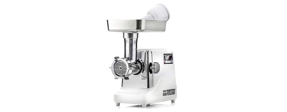 stx international turboforce electric meat grinder
