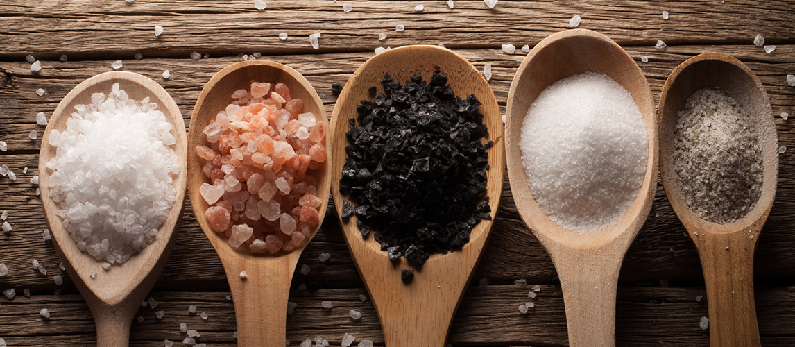 A Guide to Different Types of Salt