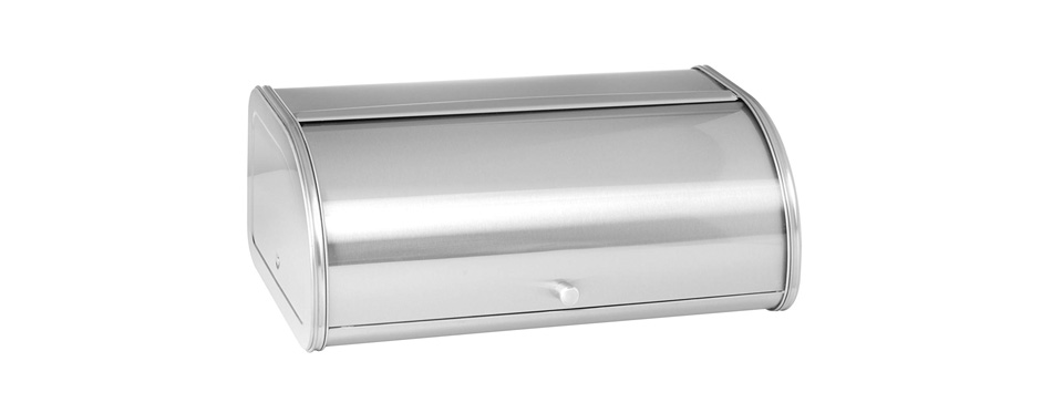 Anchor Hocking Steel Bread Box