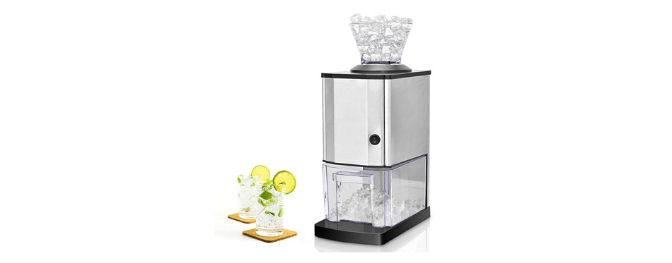 Costzon Electric Ice Crusher