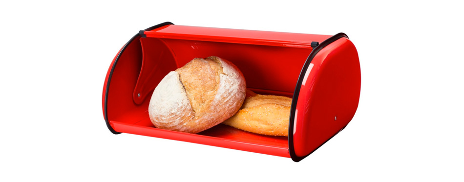 Greenco Stainless Steel Bread Bin