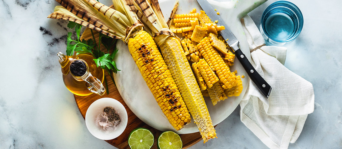 How to Cut Corn Off the Cob