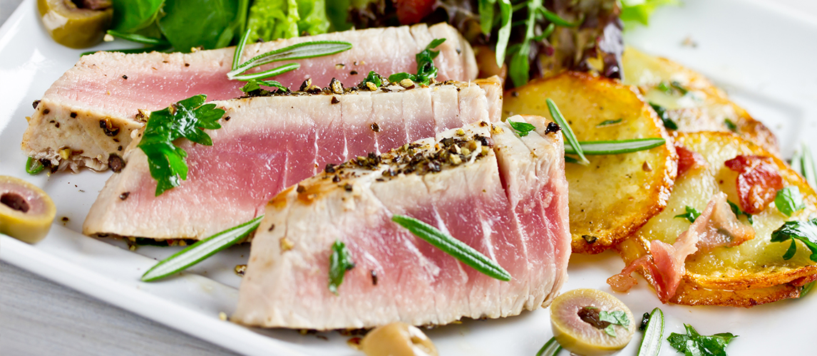 the secret to grilling tuna perfectly