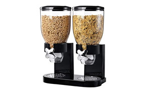 Zevro Indispensable Dry Food Cereal Dispenser