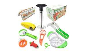 Habikoo Fruit Slicer Peeler