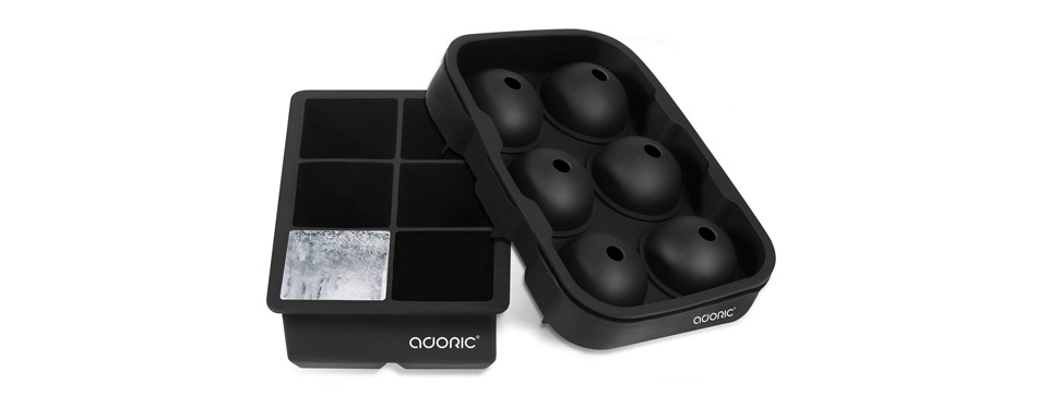 Adoric Ice Cube Trays