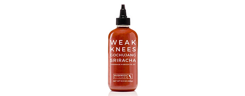 Bushwick Kitchen Weak Chili Hot Sauce