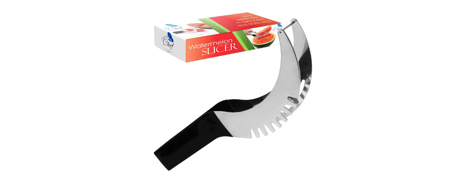 Chuzy Chef Rubber Handle Watermelon Slicer