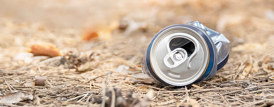 Crashed Can