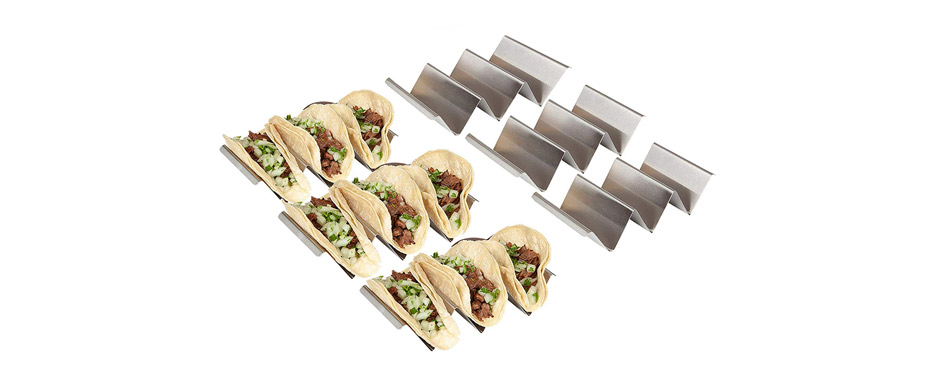 Fiesta Kitchen Taco Holder Stand