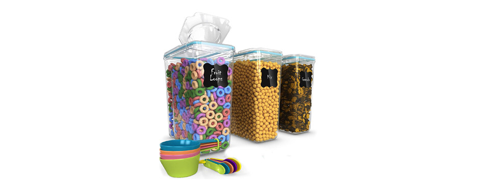 Shazo Top Quality Cereal Containers