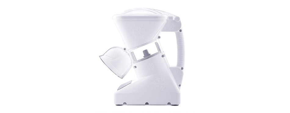 Snowie Ice Crusher Machine