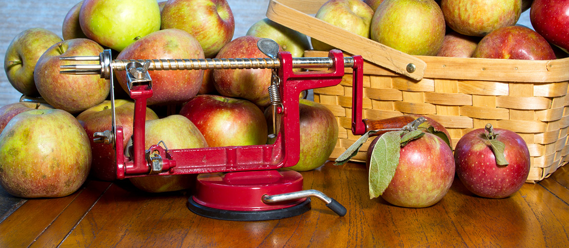 The Best Apple Peelers