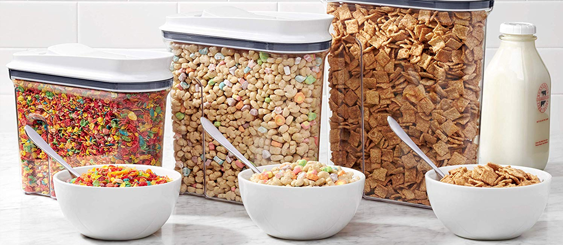 best cereal dispensers