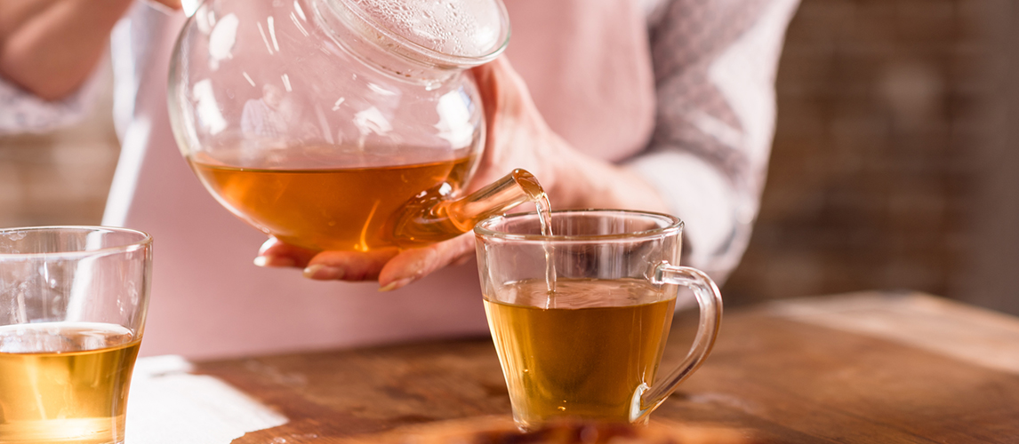 how to steep a perfect cup of tea every single time