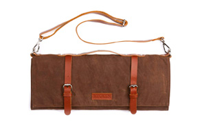 Becken Leather Co. Chef Knife Roll Bag