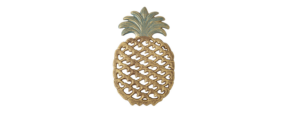 Comfify Cast Iron Pineapple Trivet
