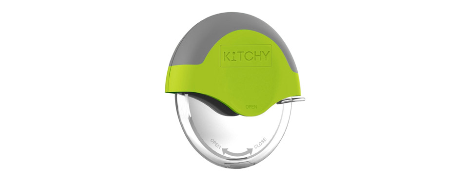 Kitchy Pizza Cutter Wheel