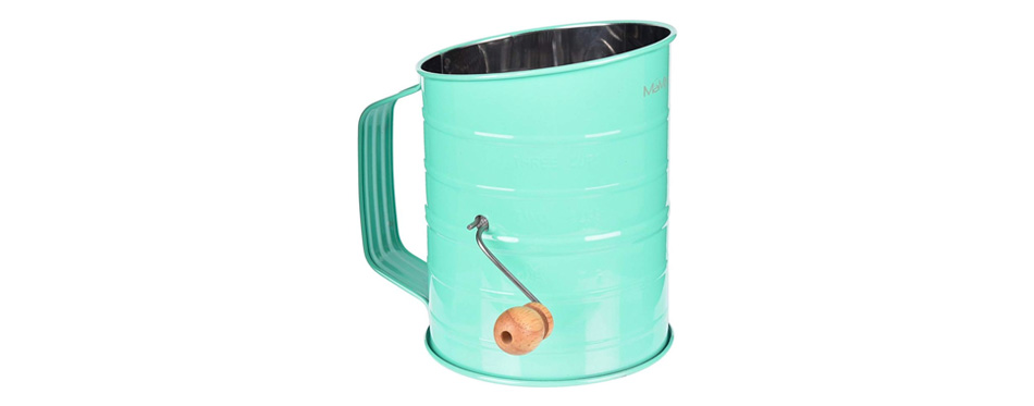 MaMix Stainless Steel Flour Sifter
