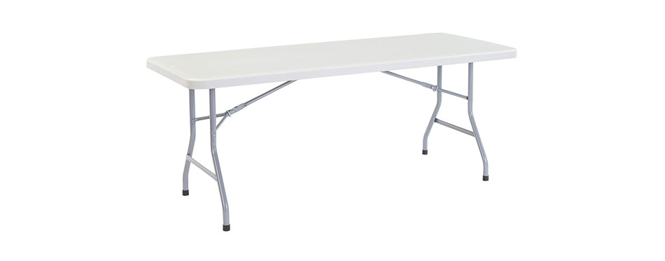 National Public Seating Folding Table