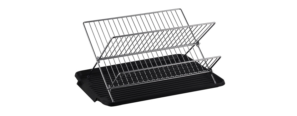 Neat-O Deluxe Chrome-Plated Steel Dish Drainer