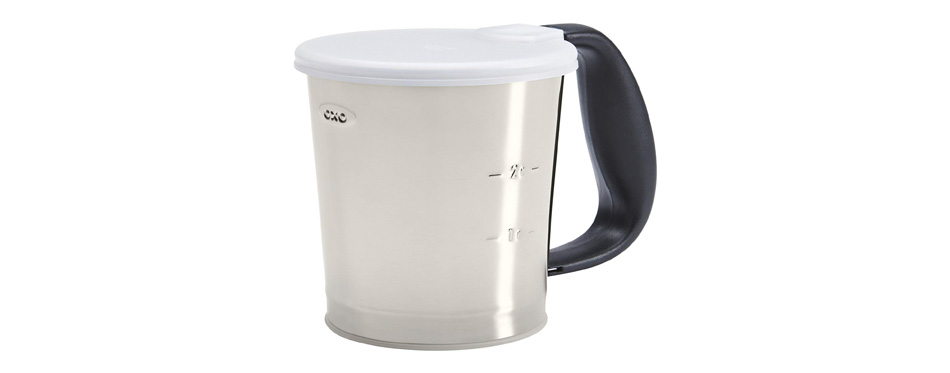 Oxo Good Grips Stainless Steel Flour Sifter