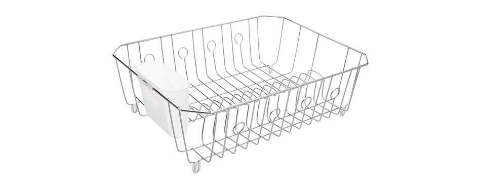 Rubbermaid AntiMicrobial In-Sink Dish Drainer