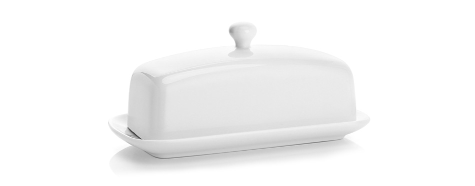 Sweese Porcelain Butter Dish With Lid