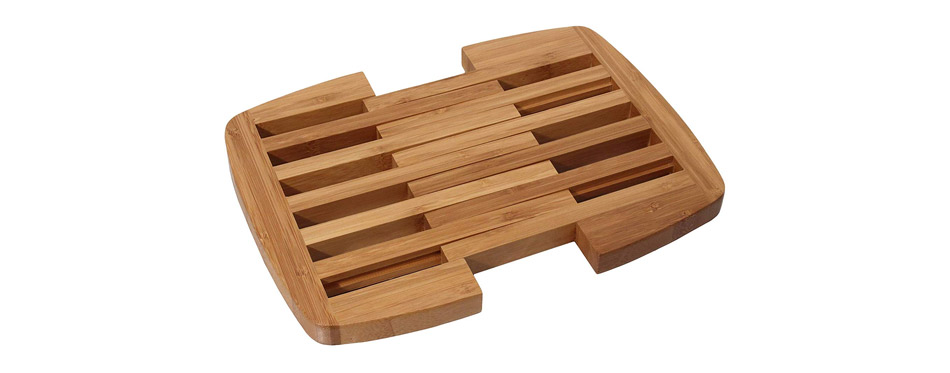 Totally Bamboo Expandable Bamboo Trivet
