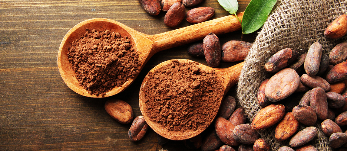 cocoa powder nutrition, benefits and uses