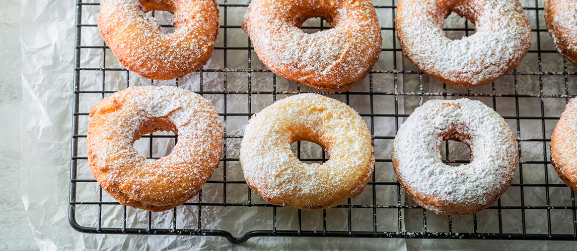 how to make the best homemade donuts