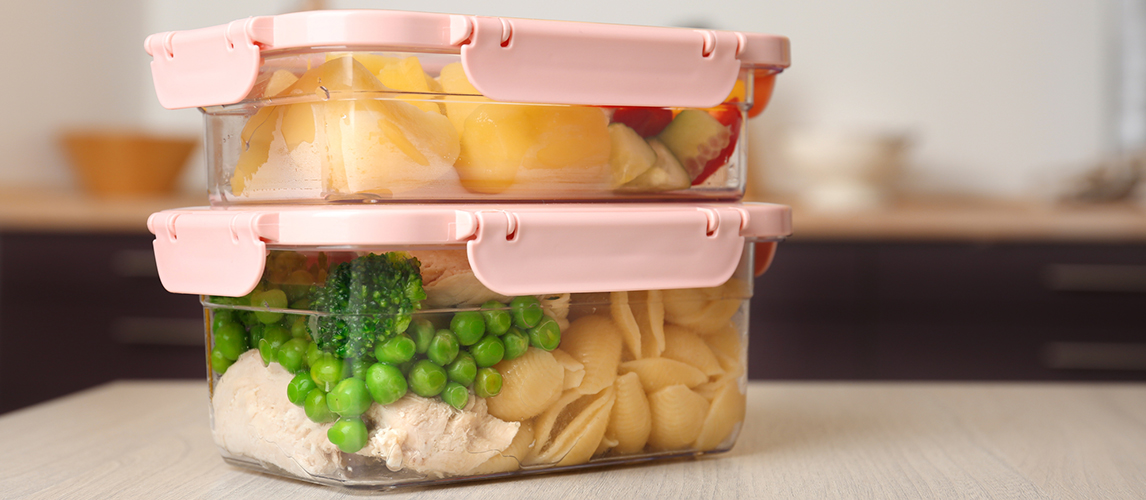 how to transport food safely
