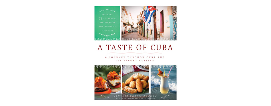 A taste of Cuba by Carris Alonso, Cynthia