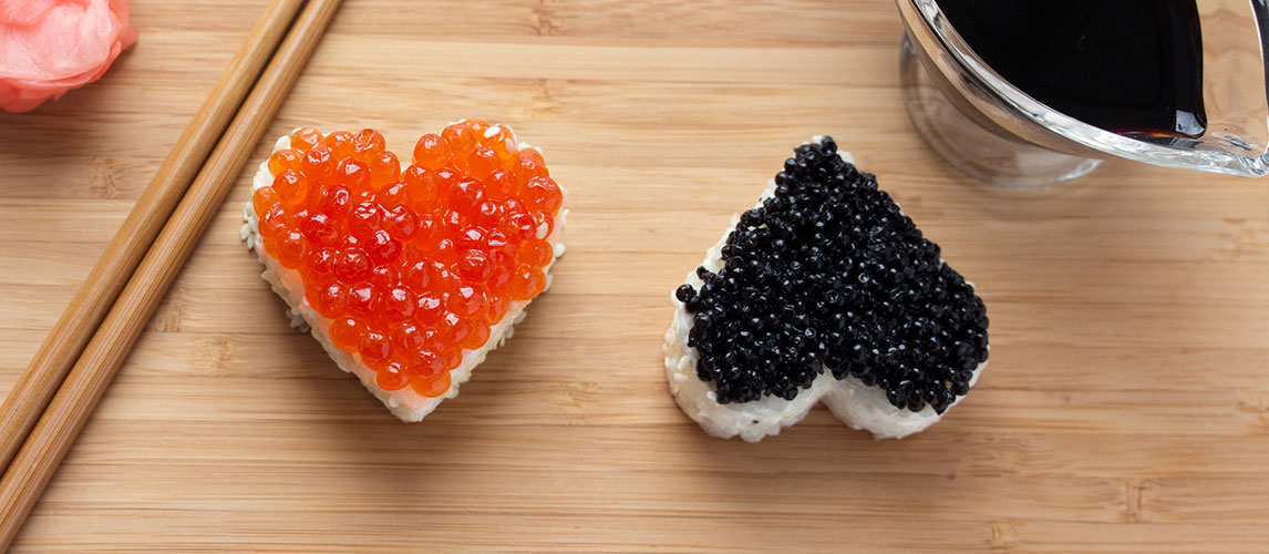 How to Eat Caviar the Right Way