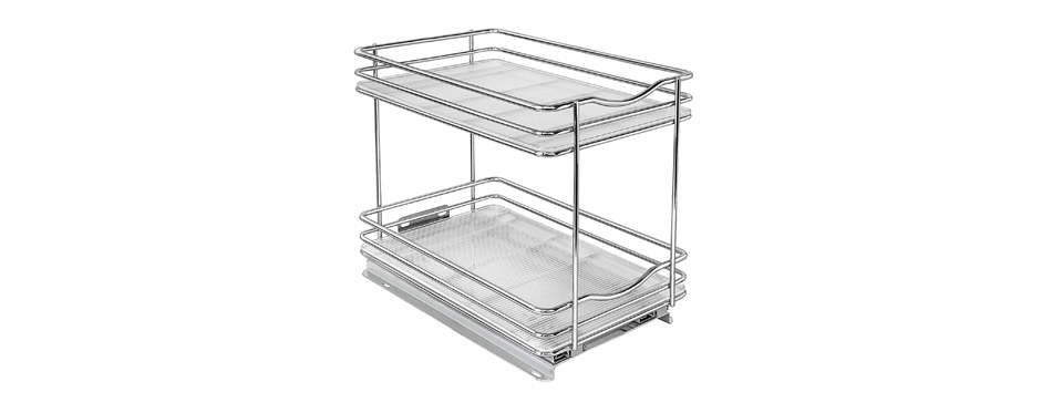 Lynk Professional 430622DS Slide Out Double Spice Racks