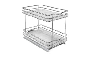 Lynk Professional Slide Out Double Spice Rack2