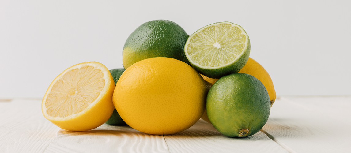 lime vs lemon what's the difference