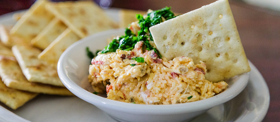 what is pimento cheese and how to make it