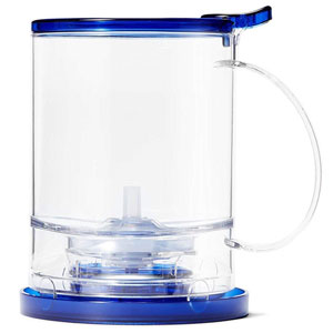 Blue Teavana Tea Infuser
