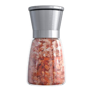 Ebaco Original Stainless Steel Salt Grinder
