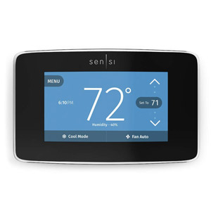 Emerson Thermostats Sensi Touch Wi-Fi Thermostat